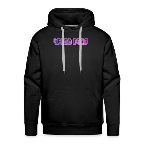 Trezz boys men's sweater - Men's Premium Hoodie