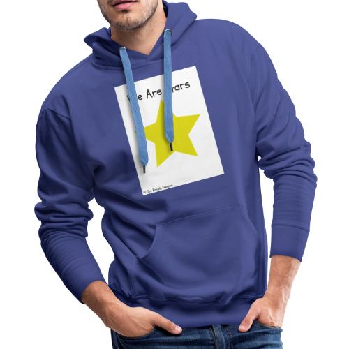 Hi I'm Ronald Seegers Collection-We Are Stars - Men's Premium Hoodie
