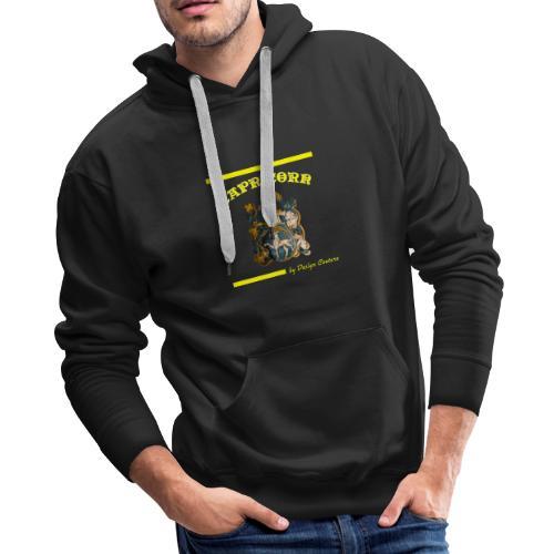 CAPRICORN YELLOW - Men's Premium Hoodie