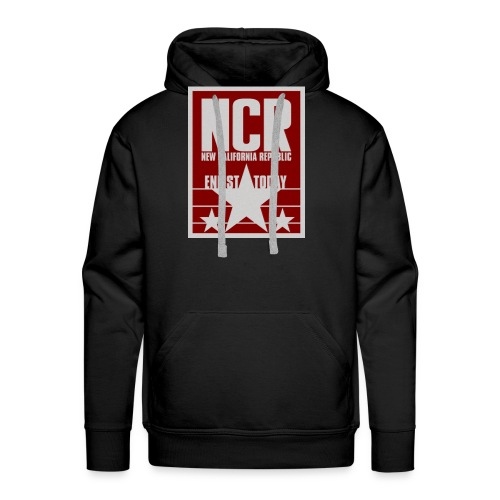 new california republic - Men's Premium Hoodie