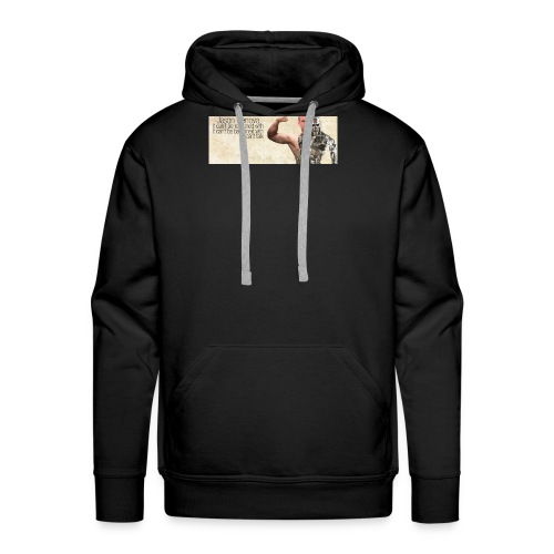 IMG_0418 - Men's Premium Hoodie