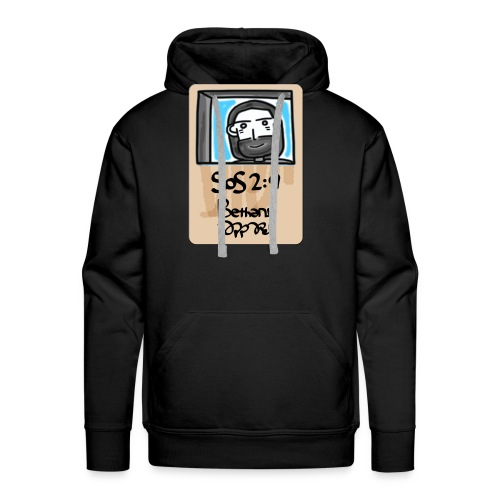 SOS 2:9 - Men's Premium Hoodie