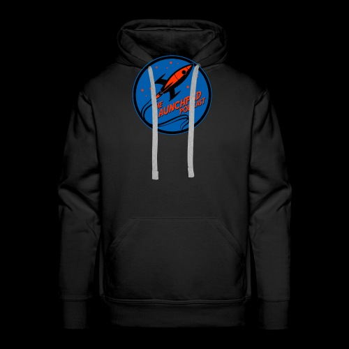 Launchpad Podcast Logo - Men's Premium Hoodie