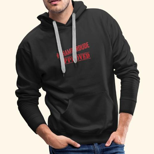 Chamber Dude Approved - Men's Premium Hoodie