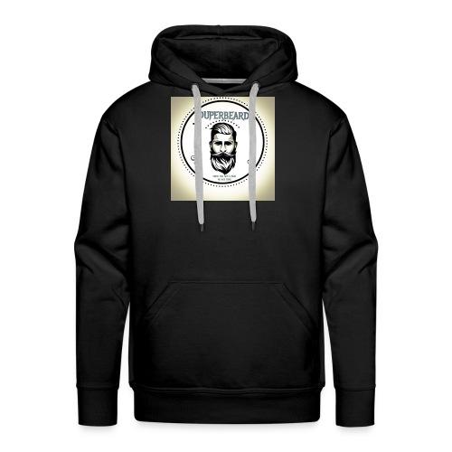 DUPERBEARD - ORIGINAL OIL - Men's Premium Hoodie