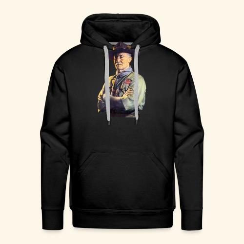 Robert Baden Powell - Men's Premium Hoodie
