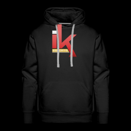 iKronic eSport Red - Men's Premium Hoodie