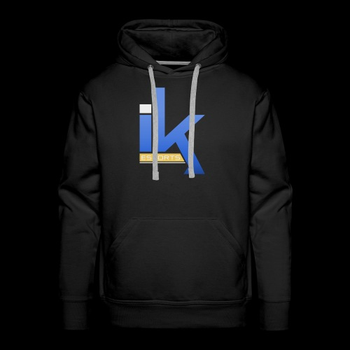 iKronic eSport Blue - Men's Premium Hoodie