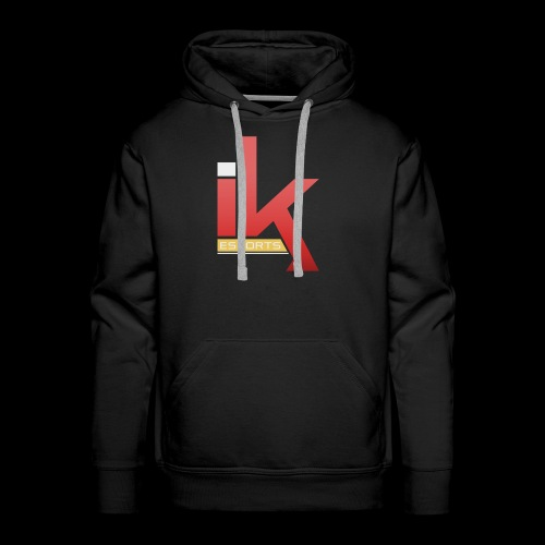 iKronic eSport Red - Men's Premium Hoodie