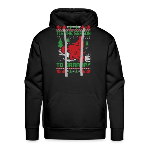 ATV Quad Christmas - Men's Premium Hoodie