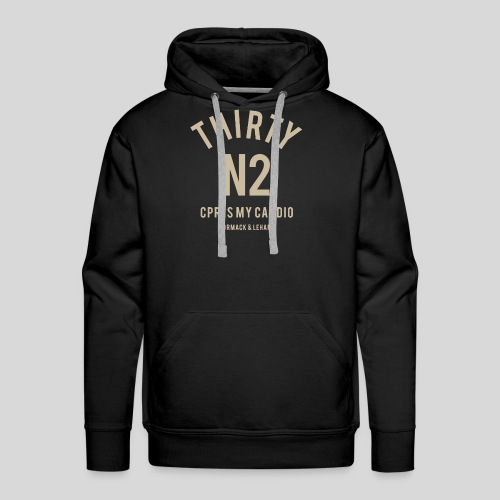 THIRTY N2 - Men's Premium Hoodie