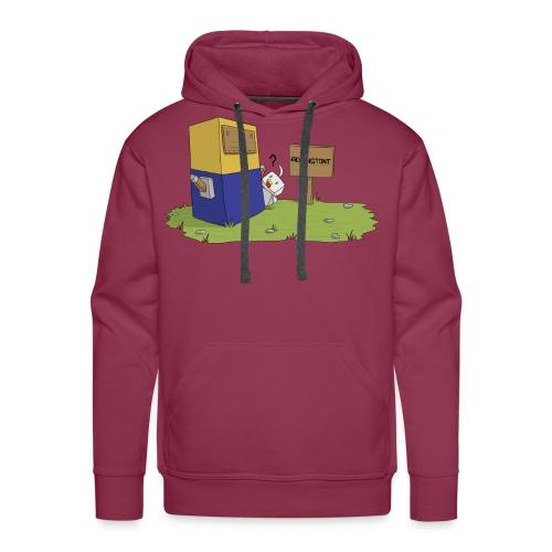 Mini Minion by Seiaeka - Men's Premium Hoodie