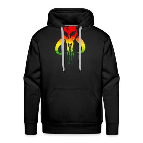 Rasta Mandalorian - Men's Premium Hoodie