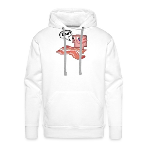 Bacon Tee Shirt - Men's Premium Hoodie