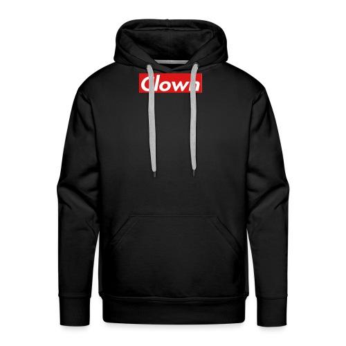 halifax clown sup - Men's Premium Hoodie