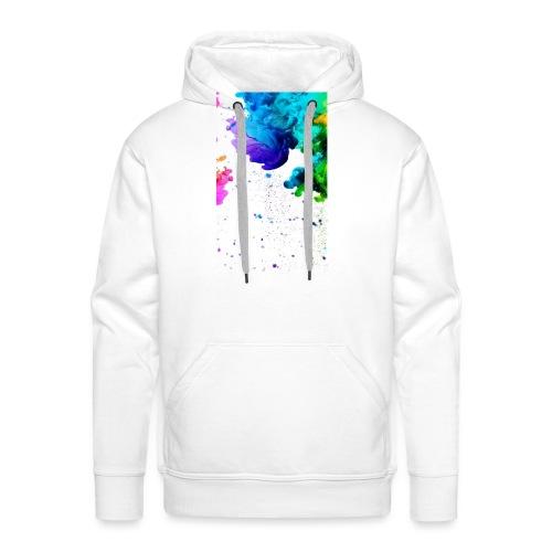 coloral design - Men's Premium Hoodie