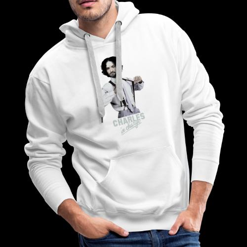CHARLEY IN CHARGE - Men's Premium Hoodie