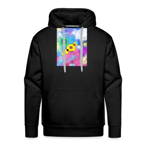 Cosmic Bee - Men's Premium Hoodie