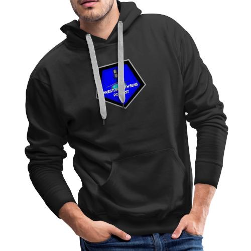 Wrestling with Fans Podcast - Men's Premium Hoodie