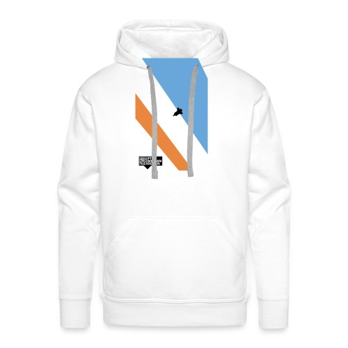 ENTER THE ATMOSPHERE - Men's Premium Hoodie
