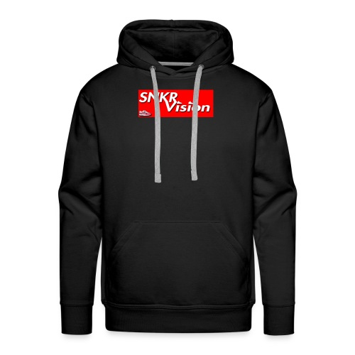 SNKR Vison twitter - Men's Premium Hoodie