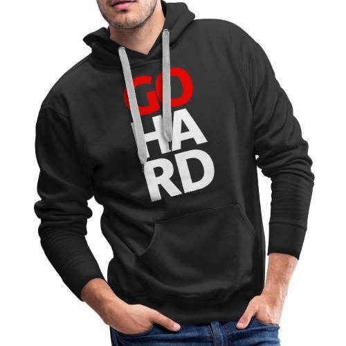 gohard - Men's Premium Hoodie