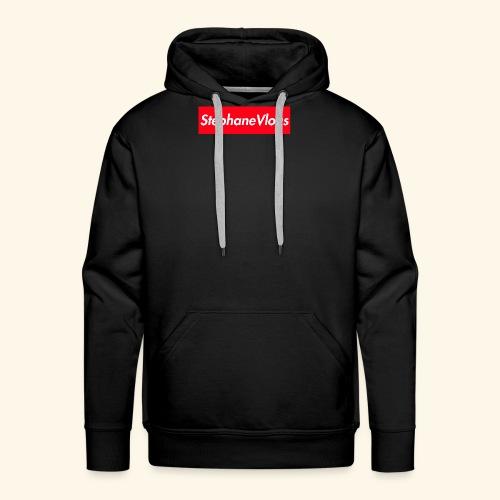 StephaneVlogs supreme version - Men's Premium Hoodie