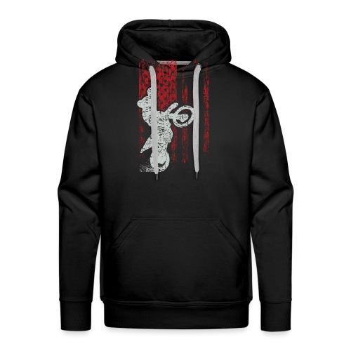 Supercross Stunt USA - Men's Premium Hoodie