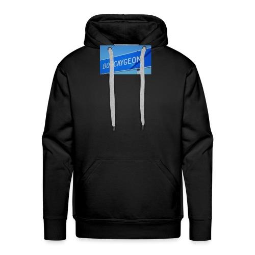 BOBCAYGEON - Men's Premium Hoodie