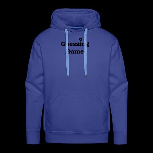 Question - Men's Premium Hoodie