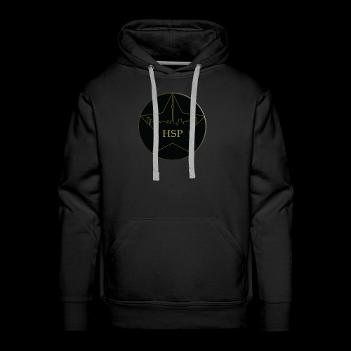 Hitstar Logo - Men's Premium Hoodie