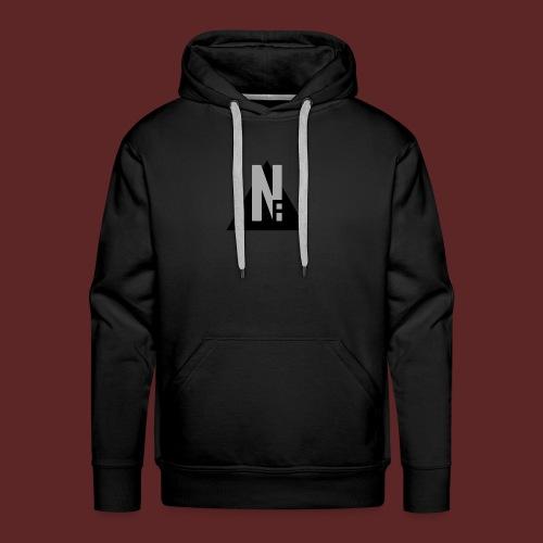 Basic NF Logo - Men's Premium Hoodie