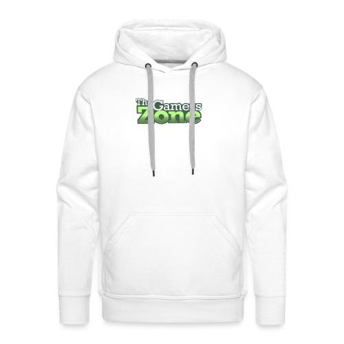 THE GAMERS ZONE - Men's Premium Hoodie
