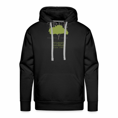 Tree Reading Swag - Men's Premium Hoodie