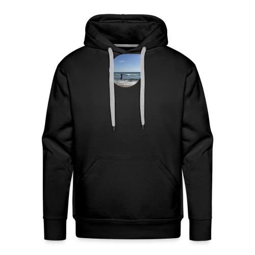 Floating sand - Men's Premium Hoodie
