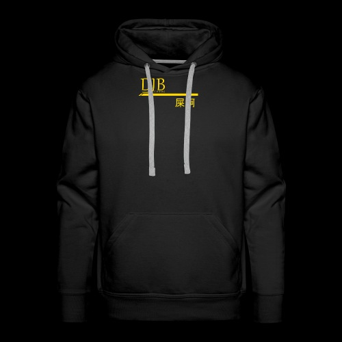 DJB premium (GOLD) - Men's Premium Hoodie