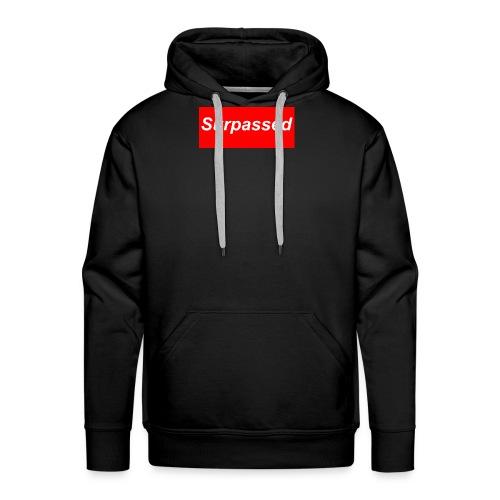 surpassed logo - Men's Premium Hoodie