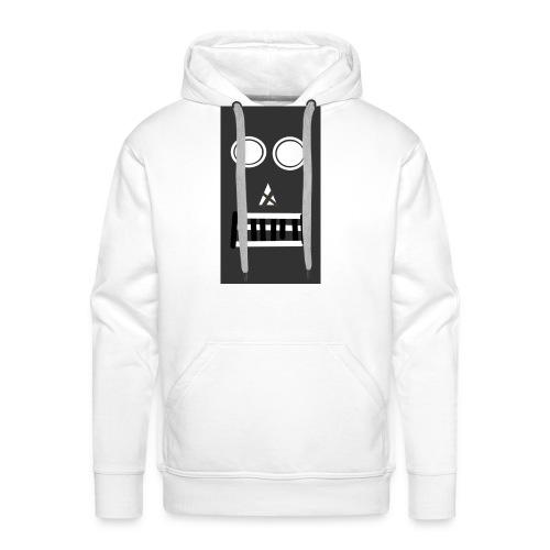 KingRay the robot - Men's Premium Hoodie