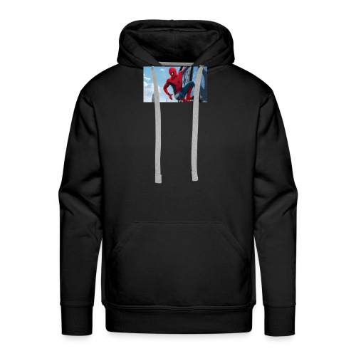 spider man homecoming - Men's Premium Hoodie