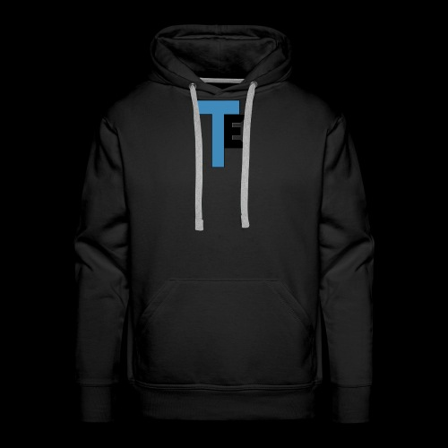 The Second Team Exelfiny Logo - Men's Premium Hoodie