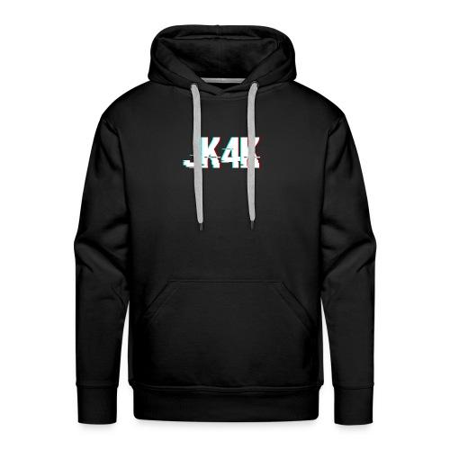 Glitch JK4K - Men's Premium Hoodie
