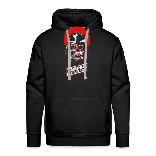 the Vampire Strikes Back - Men's Premium Hoodie