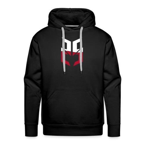 Hoodie   Split Design - Men's Premium Hoodie