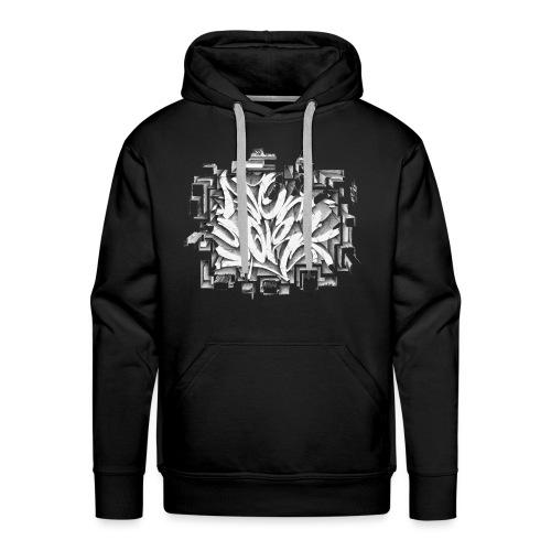 Kostya - NYG Design - REQUIRES WHITE SHIRT COLOR - Men's Premium Hoodie