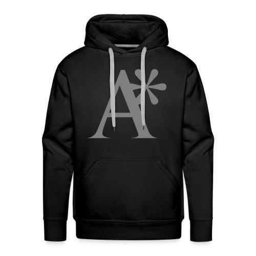 A* logo - Men's Premium Hoodie