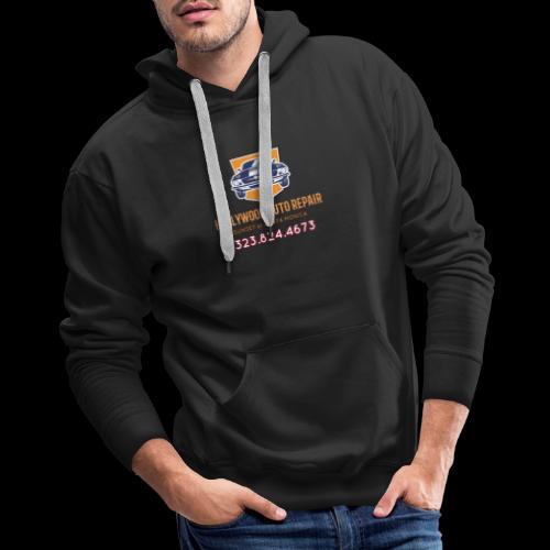 CLASSIC CARS! CLASSIC HOLLYWOOD! - Men's Premium Hoodie
