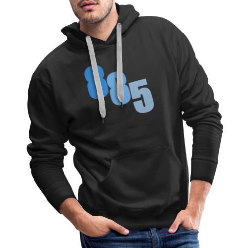 885 Blue - Men's Premium Hoodie