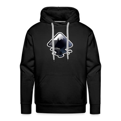 Inkscape Logo - Men's Premium Hoodie