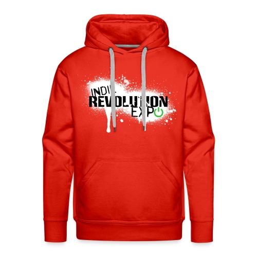 IRX Shirt front - Men's Premium Hoodie