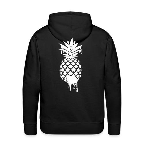 Pineapple Drippn - Men's Premium Hoodie